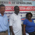 FOA partners with local doctors in Ghana