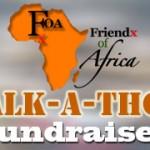 Friendx of Africa Walk-A-Thon
